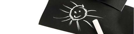 Chalkboard foil